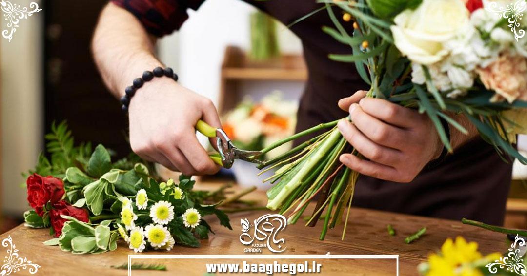 گل فروشی مشهد