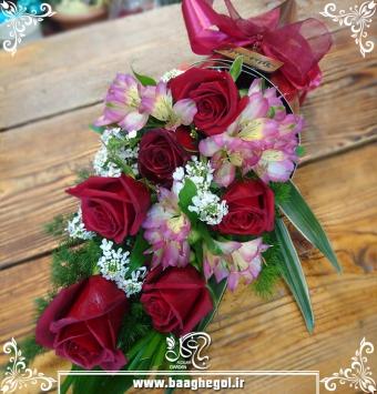 خرید دسته گل در مشهد